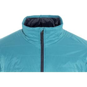 Icebreaker Hyperia Lite Jacket Herren alpine/midnight navy